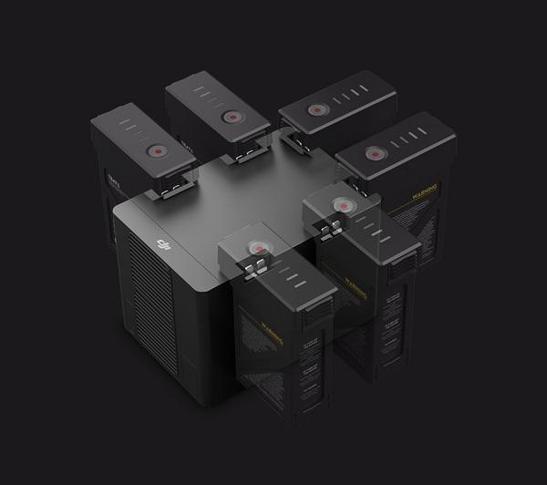 Matrice 600 Pro sử dụng pin thông minh