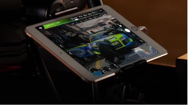 Flycam tương thích với ứng dụng DJI GO