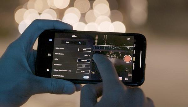 DJI Osmo Pocket giá rẻ có khả năng chụp trong điều kiện ánh sáng thấp