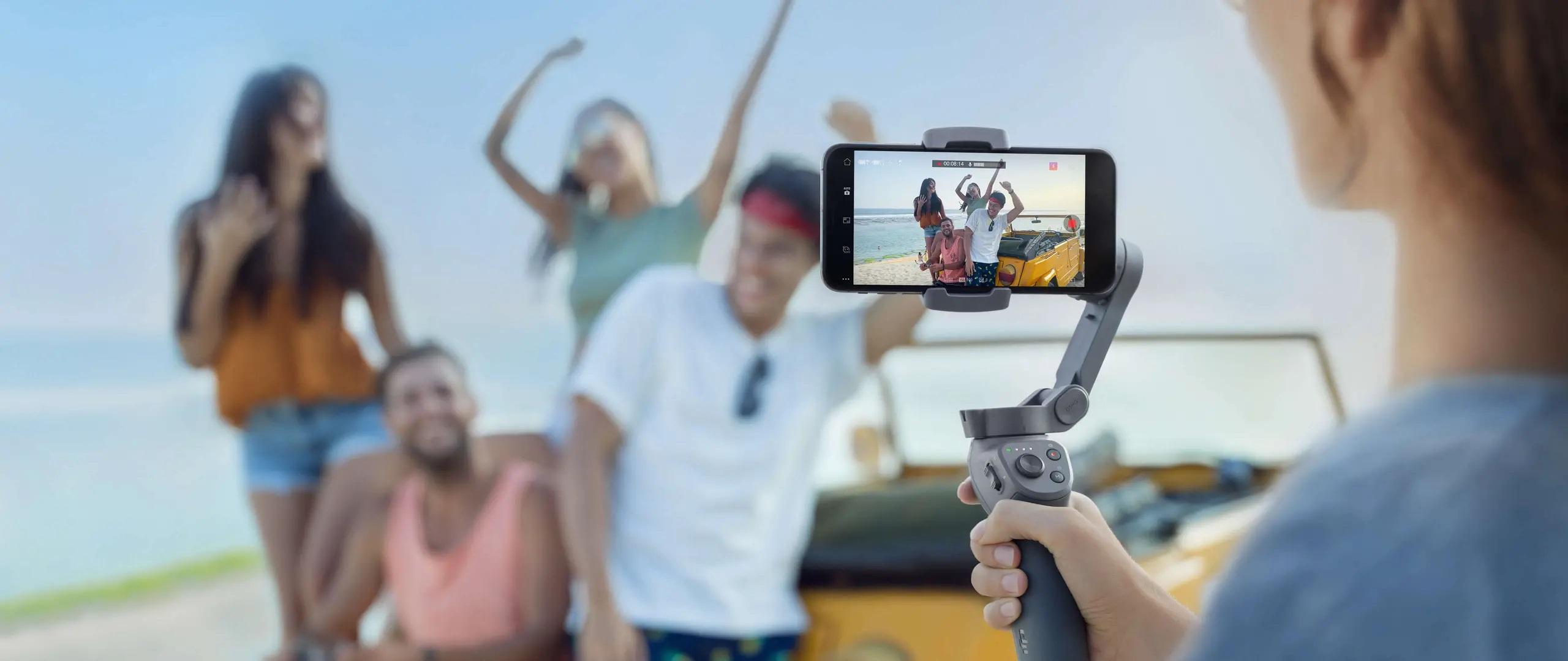 DJI Osmo Mobile 3 - Ổn định hoàn hảo