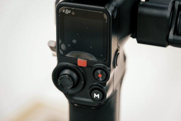 DJI RS2 Màn hình cảm ứng