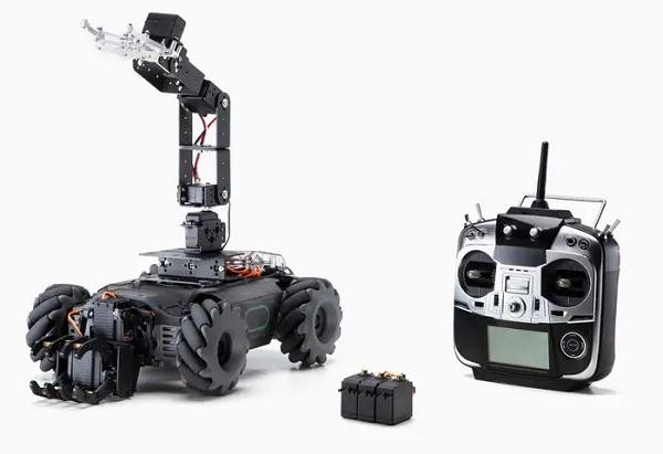 Mở rộng khả năng hoạt động của robot