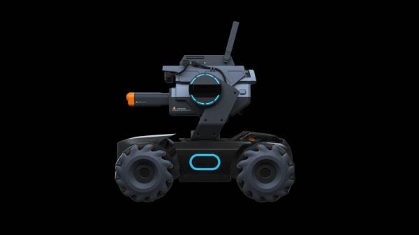 RoboMaster S1 có động cơ mạnh mẽ, hiệu suất cao