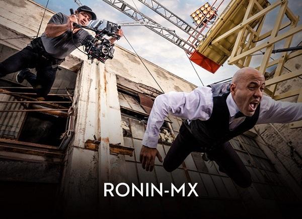 DJI Ronin-MX tương thích với DJI GO