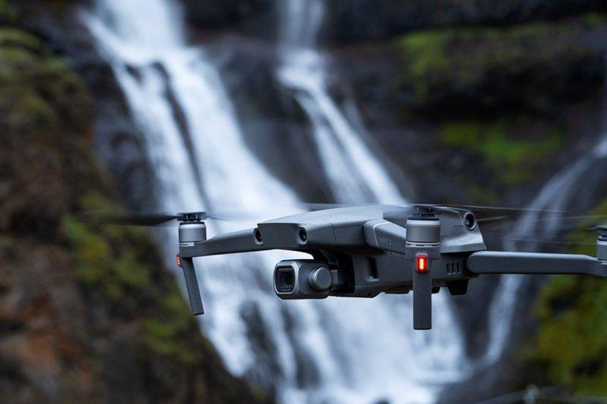 Flycam này ưu tiên thực hiện các chế độ chụp ảnh trên không hữu dụng
