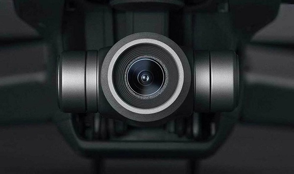 Mavic 2 Zoom zoom quang học 2x