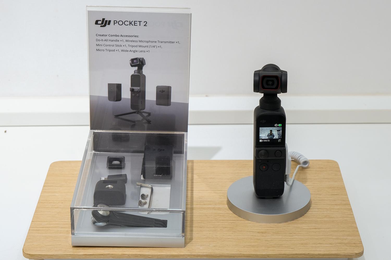 Ảnh sản phẩm - phiên bản DJI Pocket 2 combo