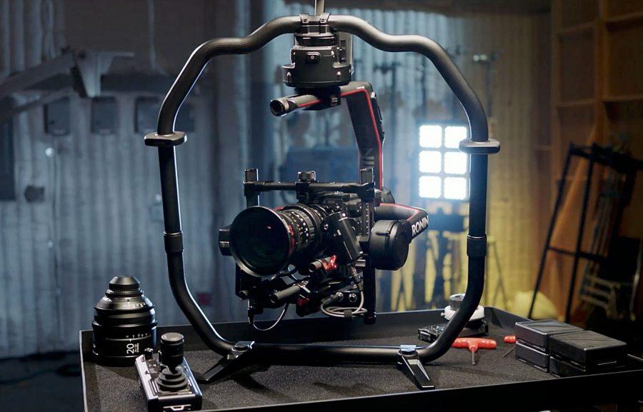 Ronin 2 gimbal hỗ trợ trên nhiều loại máy ảnh DSLR và máy quay phim chuyên nghiệp