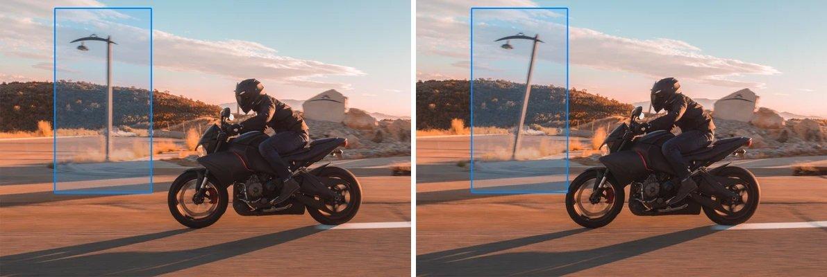 Phantom 4 Pro V2.0 có màn trập cơ học loại bỏ hiện tượng méo hình