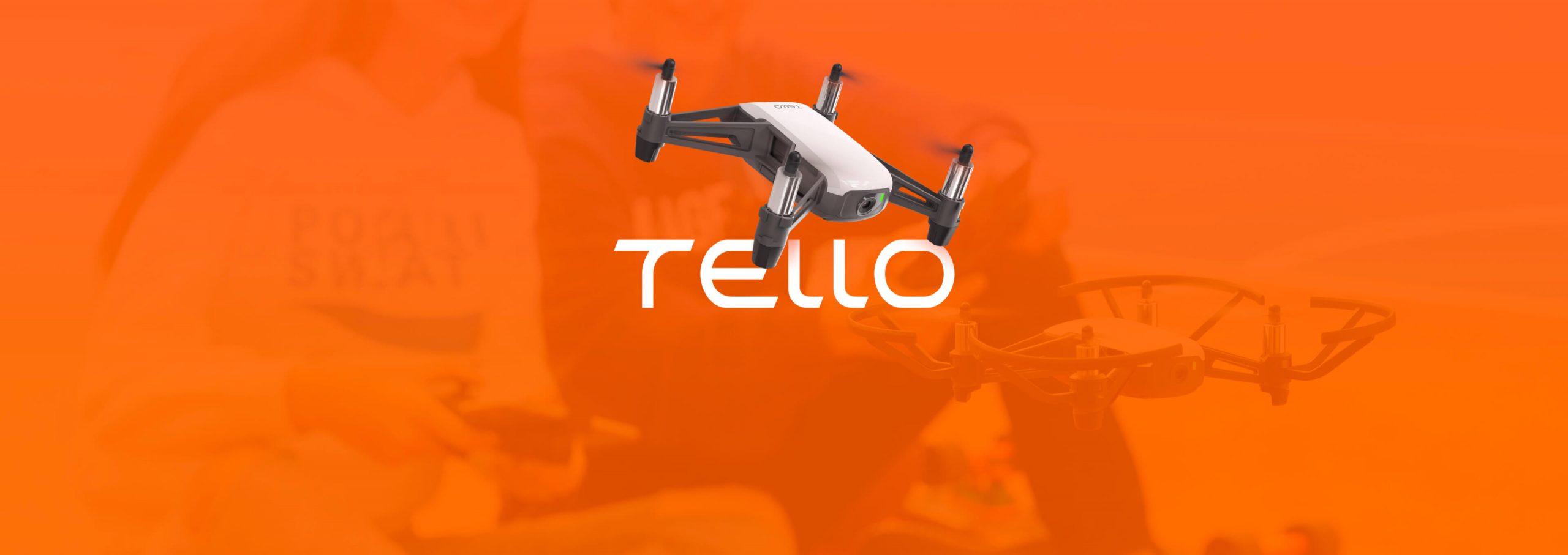 Tello được trang bị bộ xử lý hình ảnh chất lượng cao giúp quay, chụp ấn tượng