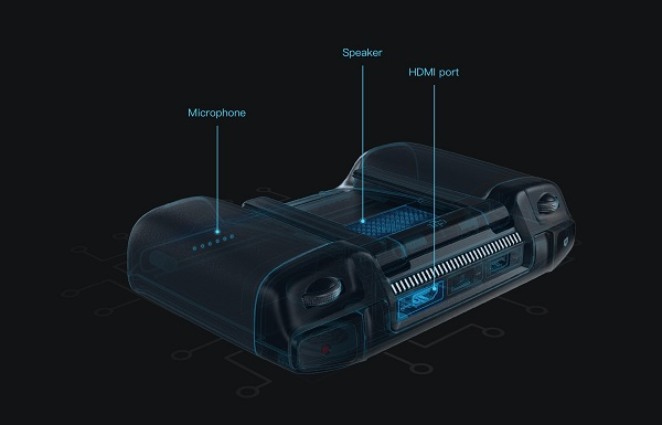 Hệ thống âm thanh DJI Smart Controller sắc nét
