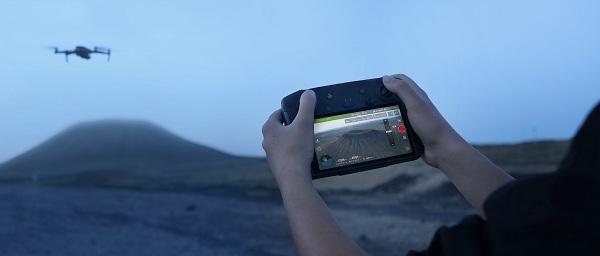 Công nghệ truyền dẫn OcuSync 2.0 trên DJI Smart Controller