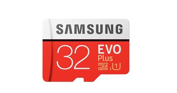 Thẻ nhớ microSD Samsung 32GB tích hợp