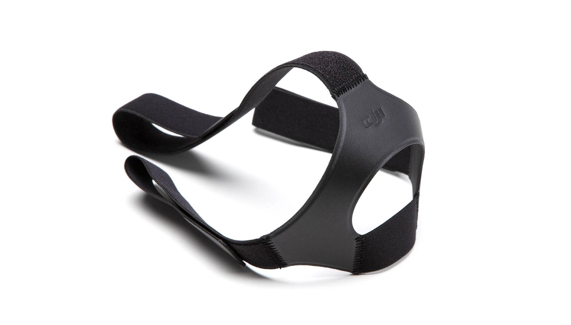 DJI FPV Goggles Headband điều chỉnh tương ứng với kích thước đầu