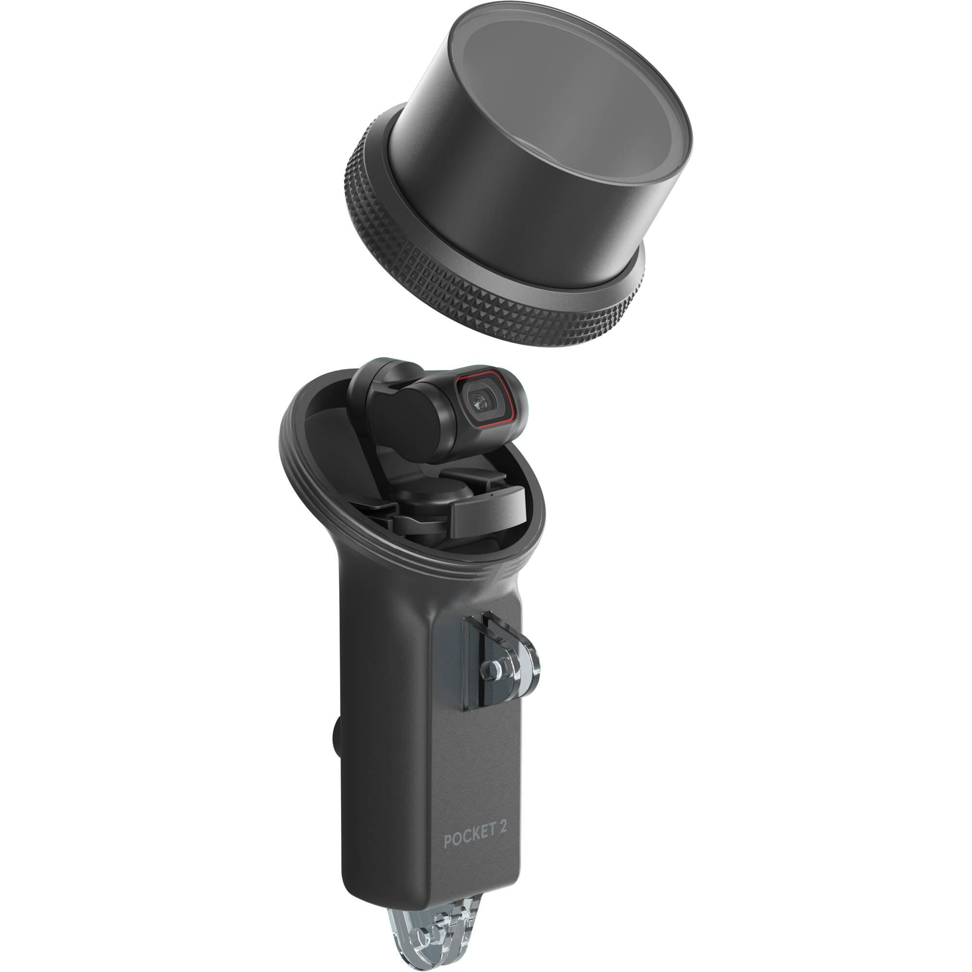 DJI Pocket 2 Waterproof Case thiết kế thông minh, tiện lợi