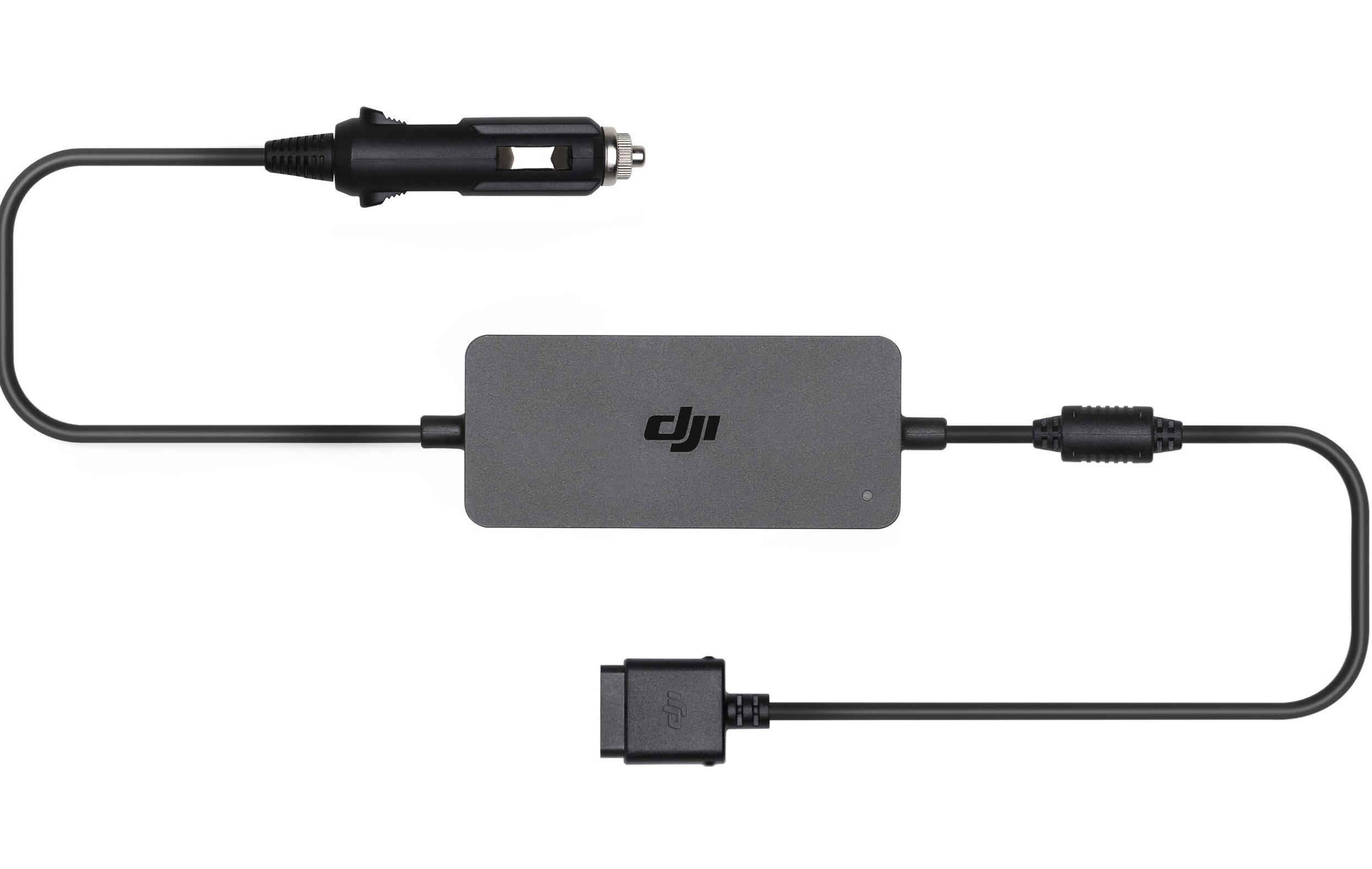 DJI FPV Car Charger giúp dễ dàng sạc lại pin máy bay không người lái trên xe ô tô