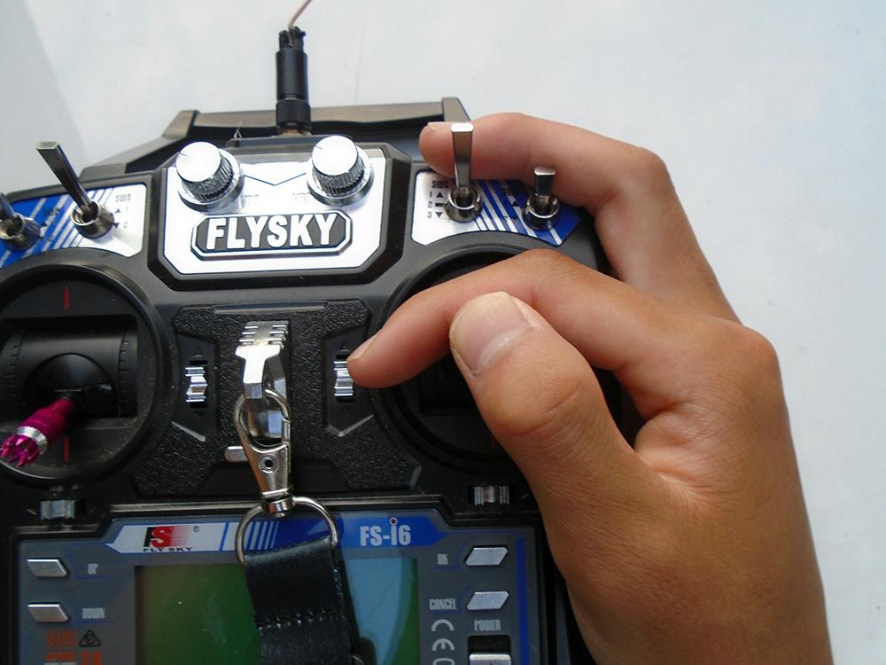 phương pháp kiểm soát joystick