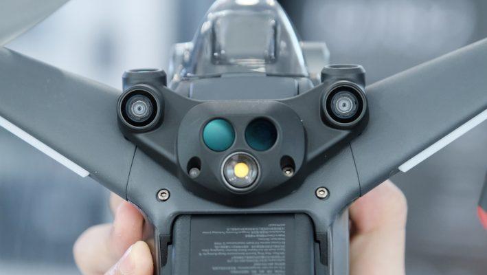 Cụm cảm biến của DJI FPV Drone