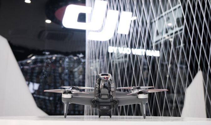 DJI FPV Drone tại DJI by VJO Việt Nam