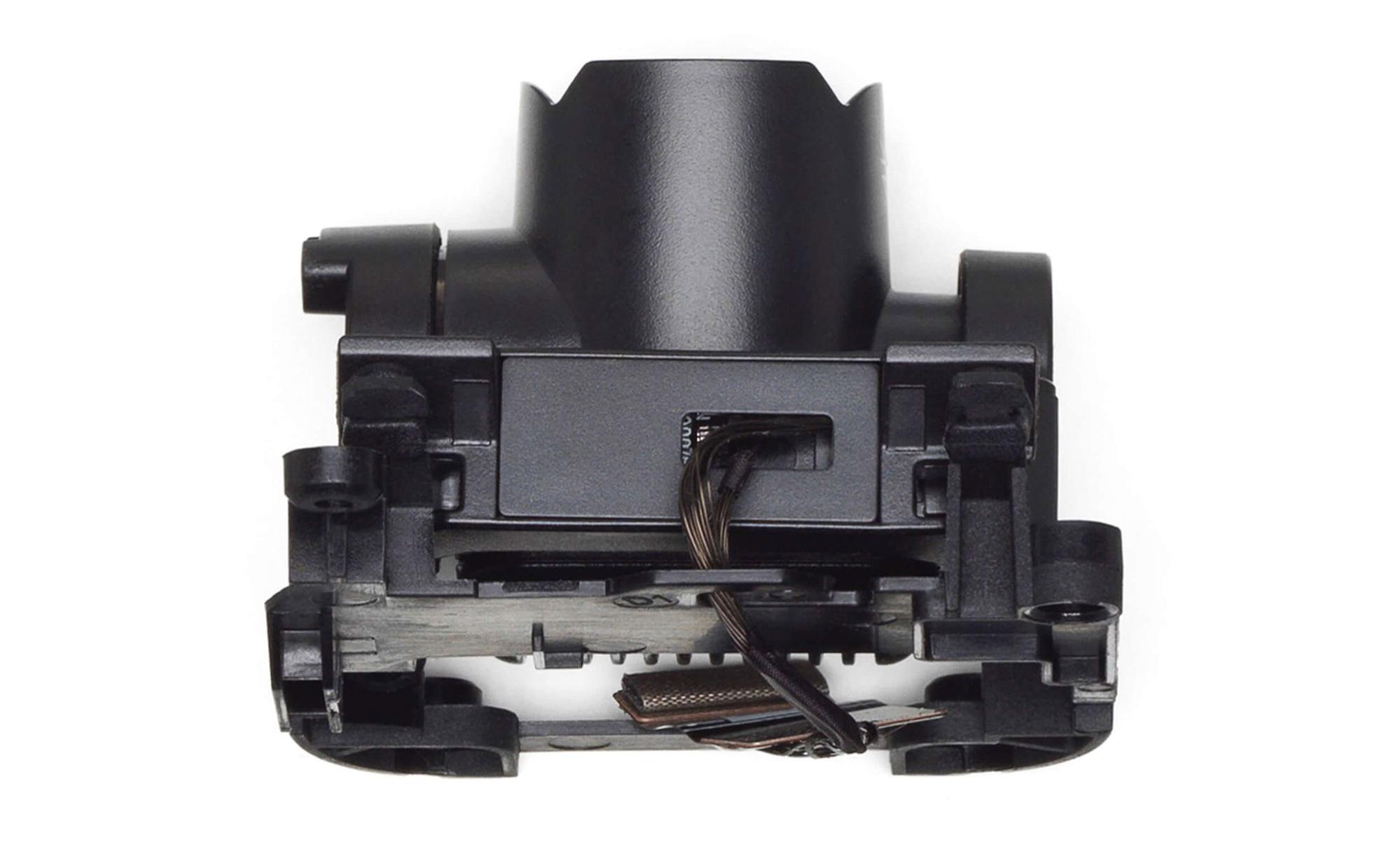 Gimbal Camera của DJI FPV cho phép quay video 4K ở 60fps và video FullHD