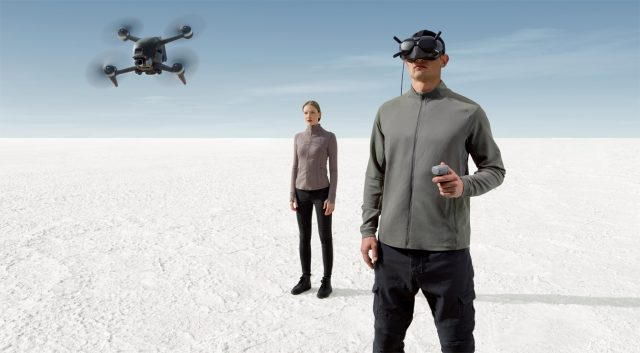 5 lý do DJI FPV Drone đáng giá