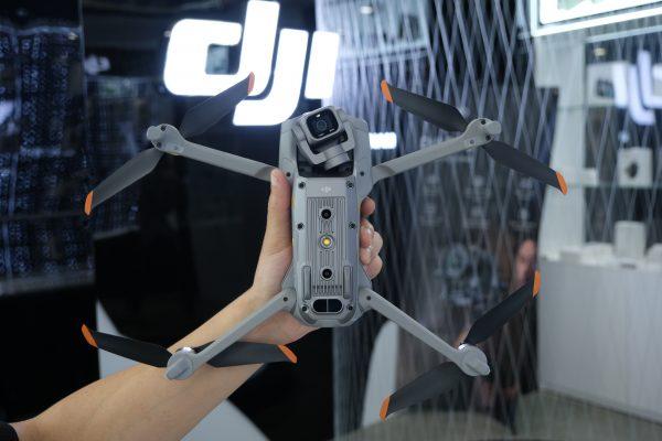 DJI Air 2S cho khả năng quay phim 5.4K