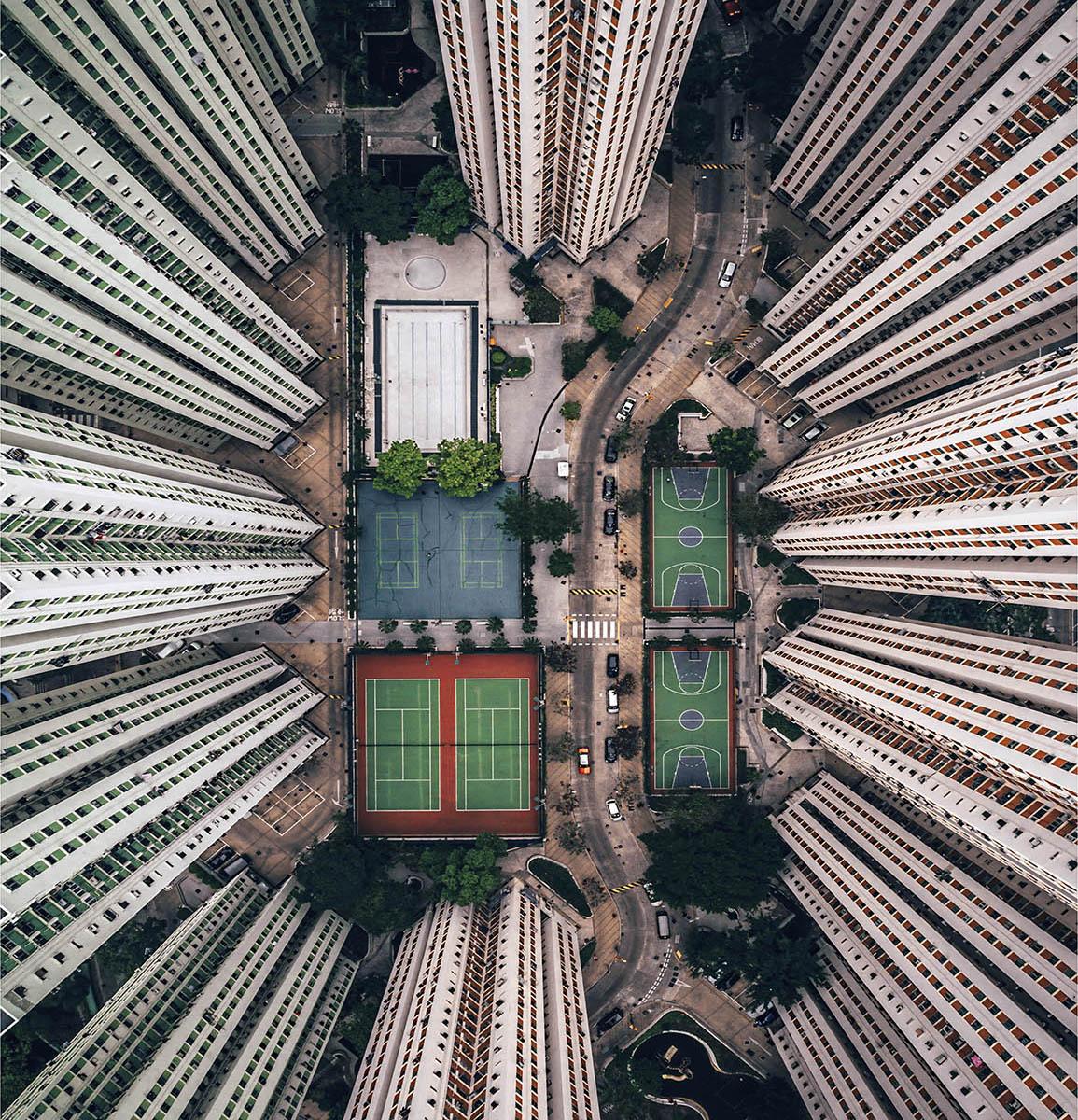 Tòa nhà ở Hồng Kông