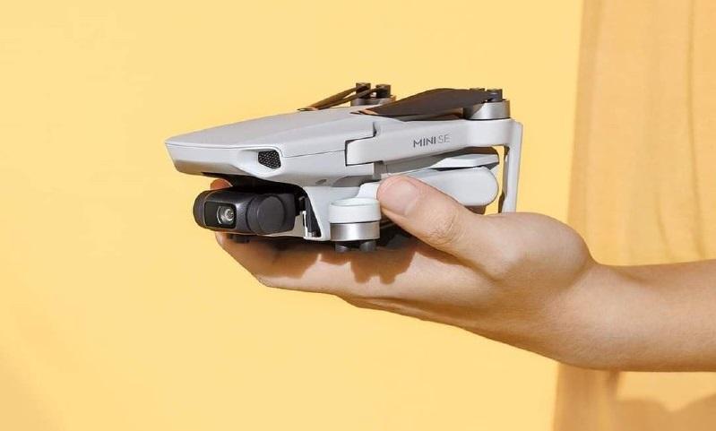 Flyacm DJI Mini SE trang bị chế độ bay thông minh