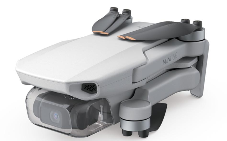 DJI Mini SE là flycam có thiết kế nhỏ gọn