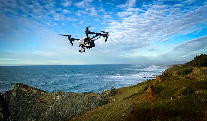 công nghệ Bird-Like kéo dài thời gian bay cho Drone