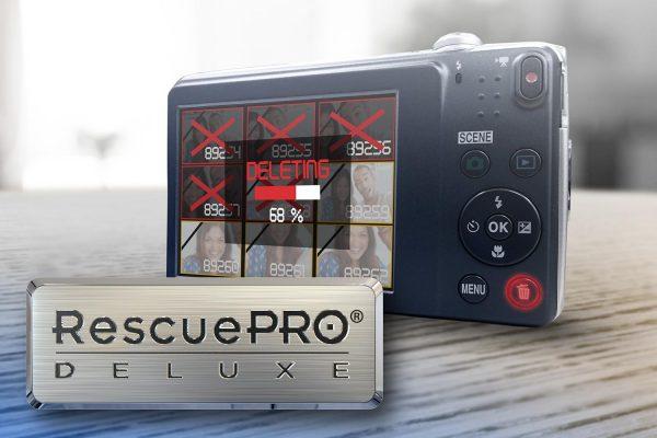 khôi phục dữ liệu nhanh chóng nhờ phần mềm RescuePRO