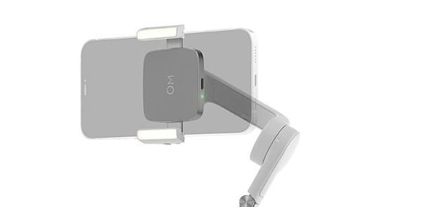 Kẹp đèn led DJI OM Fill Light Phone Clamp